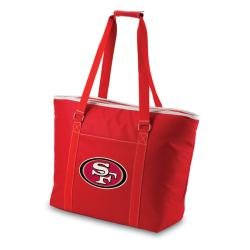 Picnic Time San Francisco 49ers Tahoe Shoulder Tote