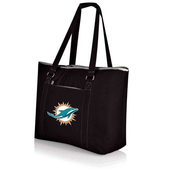 Picnic Time Miami Dolphins Tahoe Shoulder Tote