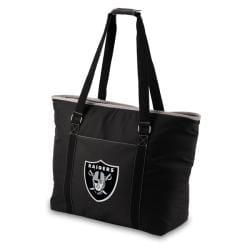 Picnic Time Oakland Raiders Tahoe Tote Bag
