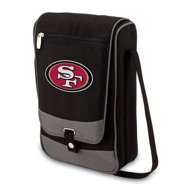Picnic Time San Francisco 49ers Barossa Wine Cooler