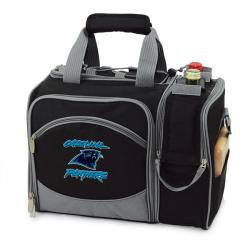 Picnic Time Malibu Black Carolina Panthers