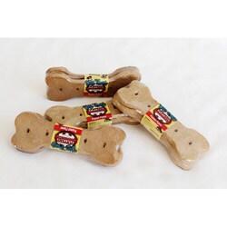 Foppers Jumbo Peanut Flavor Bones (24 total)