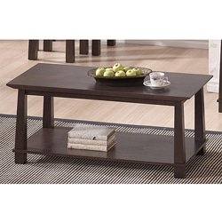 Office star expresso 2 piece nesting table set 11776249 for Furniture of america danbury modern