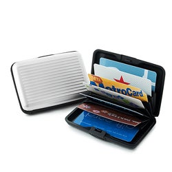 Card Guard Aluminum RFID Blocking Credit Card Wallet Case