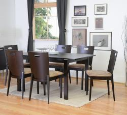 Lockerbie 7-piece Modern Dining Set