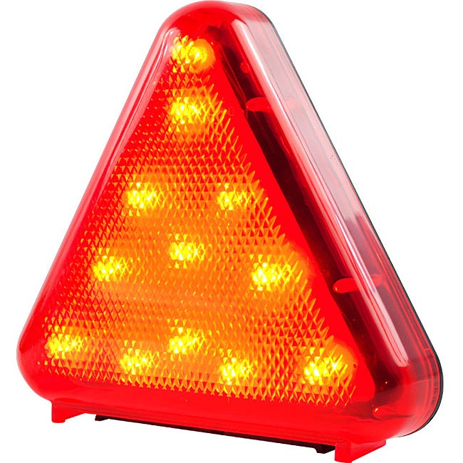 Super Bright Electronic Roadside Warning Marker
