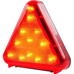Super Bright Electronic Roadside Warning Marker
