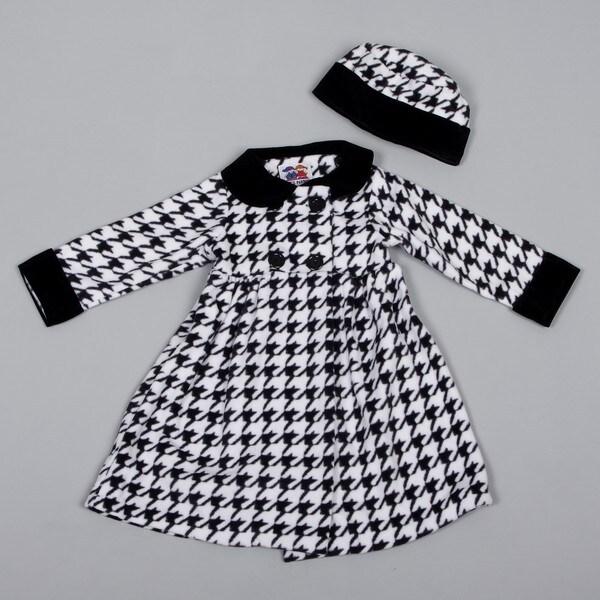 Good Lad Girl's Herringbone Jacket FINAL SALE