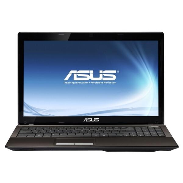 "Asus K53U-DH21 15.6"" LED Notebook - AMD E-450 Dual-core (2 Core) 1.65"