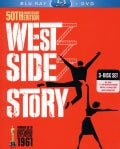 West Side Story (50th Anniversary Edition) (Blu-ray/DVD)