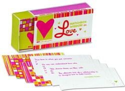 Matchbox Wisdom on Love (Cards)