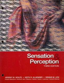 Sensation & Perception (Other book format)