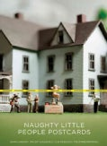 Naughty Little People (Postcard book or pack)