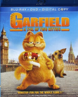 Garfield: A Tail Of Two Kitties (Triple Play) (Blu-ray/DVD)