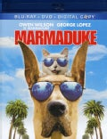 Marmaduke (Triple Play) (Blu-ray/DVD)