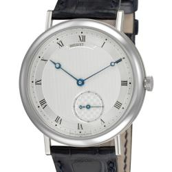 Breguet Men's 'Classique' White Gold Automatic Watch