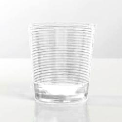 Impulse! Pisa Clear Double Old Fashioned Glass (Pack of 12)