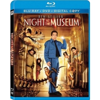 Night At The Museum (Triple Play) (Blu-ray/DVD) 8372147