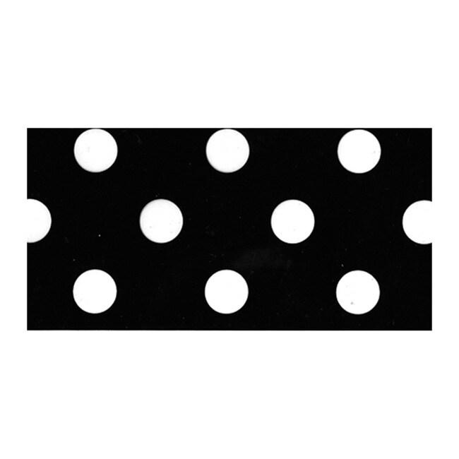 Dot Black And White Fancy That Black Polka Dot