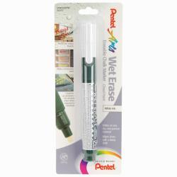 Pentel Wet Erase White Chalk Marker