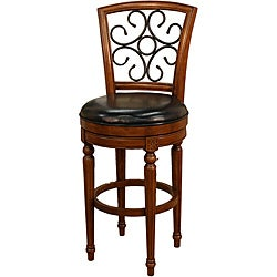 Fleetwood 24-inch Swivel Counter Stool