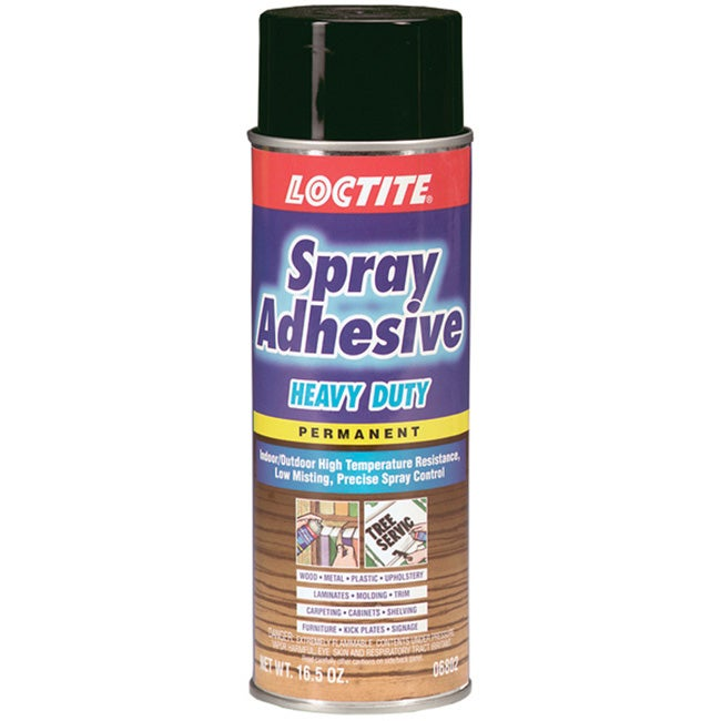 Loctite Epoxy Heavy Duty : Loctite heavy duty multisurface spray adhesive ounce