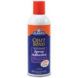Elmers 11-oz Craft Bond Multi-purpose Spray Adhesive