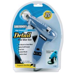 High-Temp Blue Mini Detail Glue Gun
