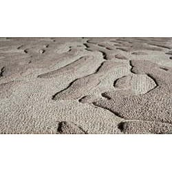 Hand-tufted Splash Sand Rug (5' x 7'6