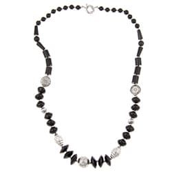 Pearlz Ocean Onyx Necklace
