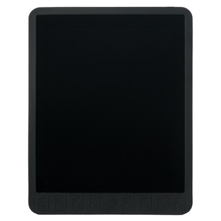 Fendi Black Zucchino Rubber iPad 1 Case