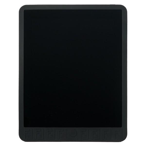 Fendi Black Zucchino Rubber iPad 1 Case