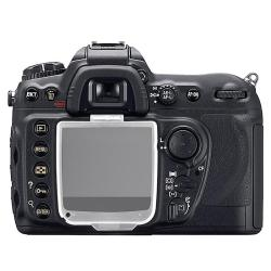 LCD Monitor Screen Protector Cover for Nikon D200