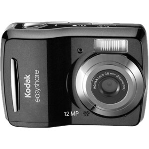 Kodak EasyShare C1505 12 Megapixel Compact Camera - Black