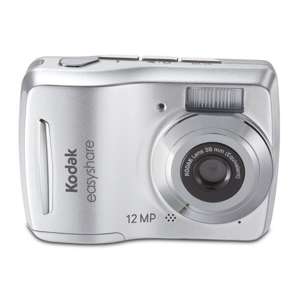 Kodak EasyShare C1505 12MP Silver Digital Camera