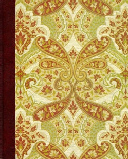 Baroque Damask Journal (Notebook / blank book)