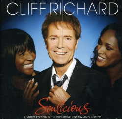 CLIFF RICHARD - SOULICIOUS: THE SOUL ALBUM/JIGSAW
