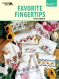 Favorite Fingertips: 16 Cross Stitch Designs (Paperback)