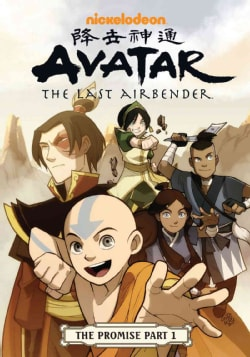 Avatar The Last Airbender: The Promise (Paperback)