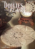 Doilies With Flair: Crochet (Paperback)