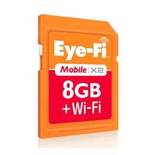 Eye-Fi Mobile X2 EYE-FI-8MD 8 GB Secure Digital High Capacity (SDHC)