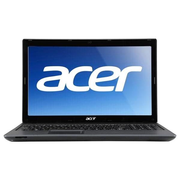 "Acer Aspire 5250 AS5250-E404G50Mikk 15.6"" Notebook - AMD E-450 Dual-c"