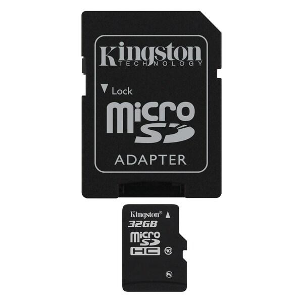 Kingston SDC10/32GB 32 GB microSD High Capacity (microSDHC)