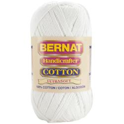 Handicrafter White Cotton Yarn
