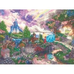 Disney Dreams Collection Cinderella Wishes By Thomas Kinkade