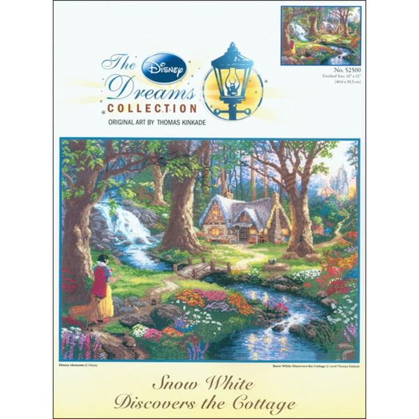 Disney Dreams Collection Snow White By Thomas Kinkade