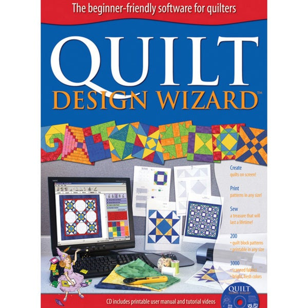 Quilt Design Wizard Software