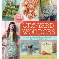 Storey Publishing 'One-Yard Wonders' Sewing Book