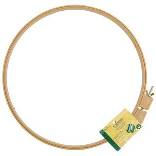 Dritz 10-inch No-slip Quilting Hoop