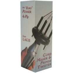 Lacis Cordless Cord Maker and Fringe Twister